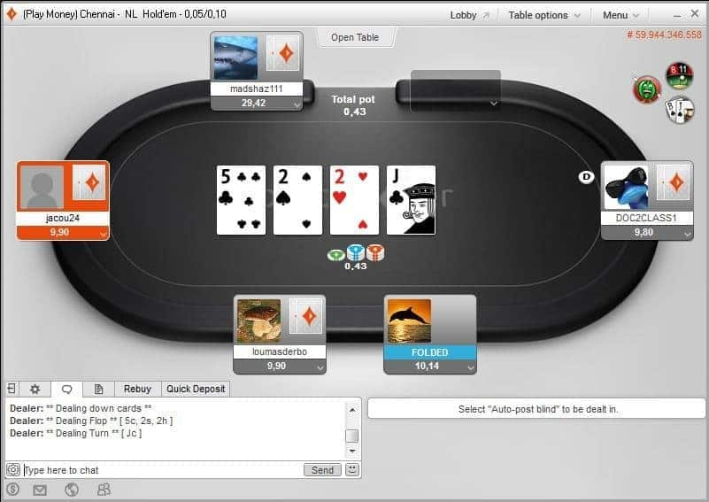 Partypoker tournament collusion