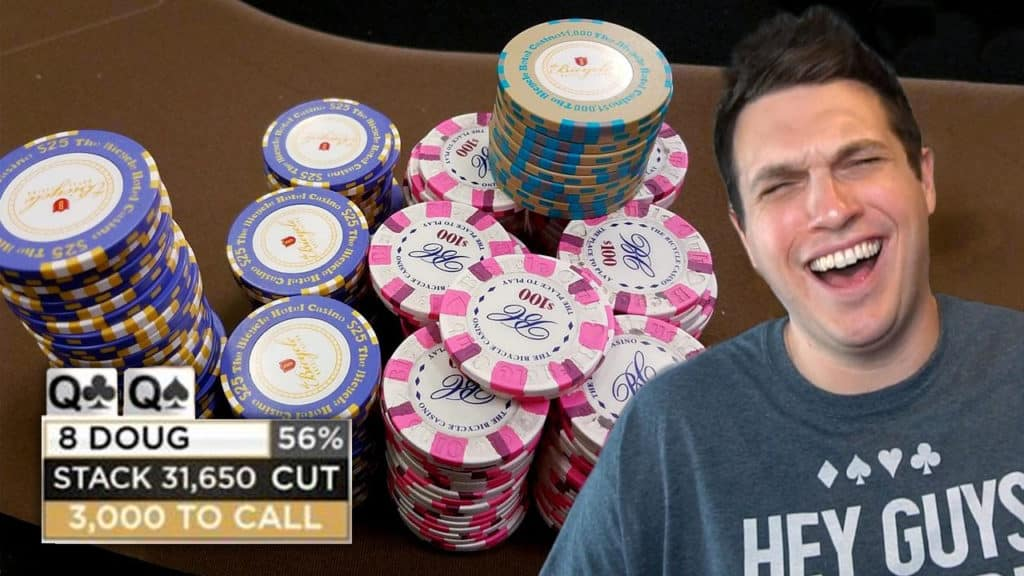 "Doug Polk ""Live at the Bike"""