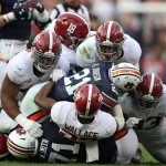 College Football Championship Saturday Betting Lines Favor Clemson, Oklahoma, Ohio State, Auburn