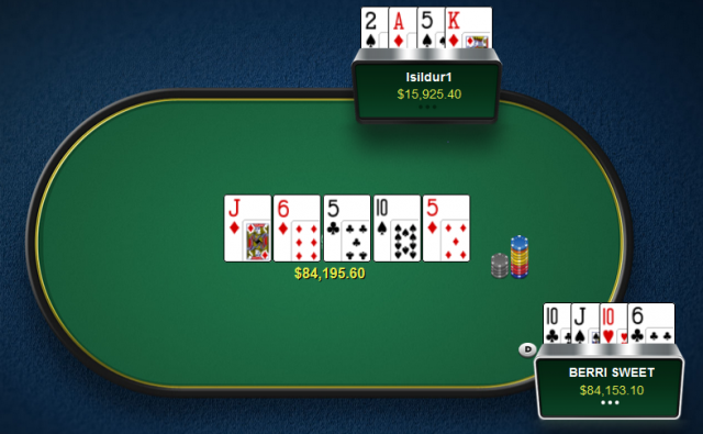 'BERRI SWEET' Wins $418K at Online Poker in November, Holds 2017 Lead Over 'Isildur1'