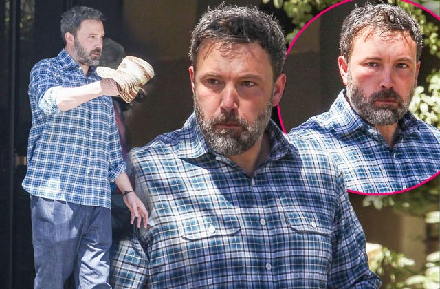 Ben Affleck 2017 scandal