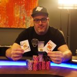 Jared Jaffee was having the worst year of his career, but he turned it around this week by taking down the WSOP Circuit Bicycle Casino Main Event for his first ring. (Image: WSOP)