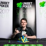 Local hero Michael Gilbert closed out the second season of the Unibet UK Poker Tour with a win in Manchester. (Image: Unibet)