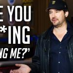 Phil Hellmuth will be featured on the season-ending episodes of Poker After Dark next week, and audiences can expect some colorful Phil-isms . (Image: YouTube)