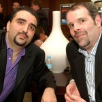 Money laundered by former Full Tilt Poker CEO Ray Bitar (seen here back in the day with fellow profligate Howard Lederer) has been recovered by the US government. (Image: Full Tilt Poker)