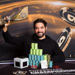 Unlike October's ACOP in Macau, Timothy Adams didn't let a big chip lead slip through his fingers in the PokerStars Championship Prague Super High Roller. (Image: PokerStars)