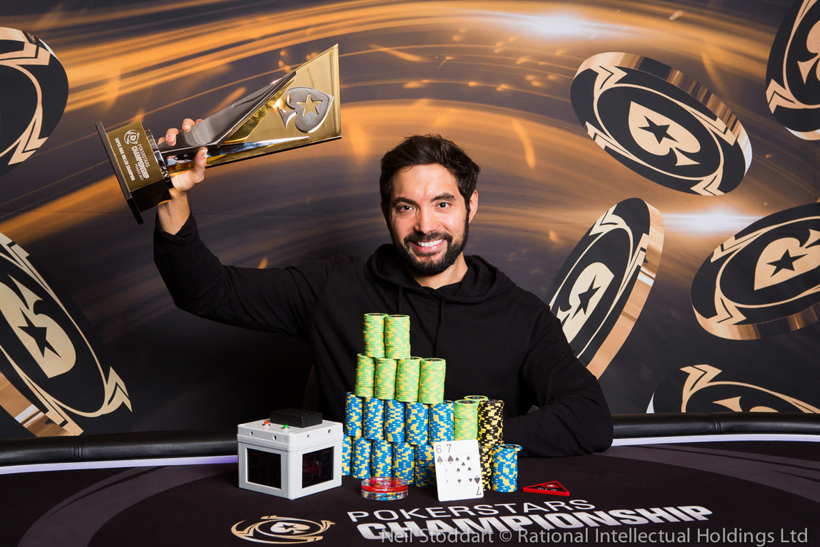Timothy Adams and Georgios Vrakas Early Winners at PokerStars Championship Prague