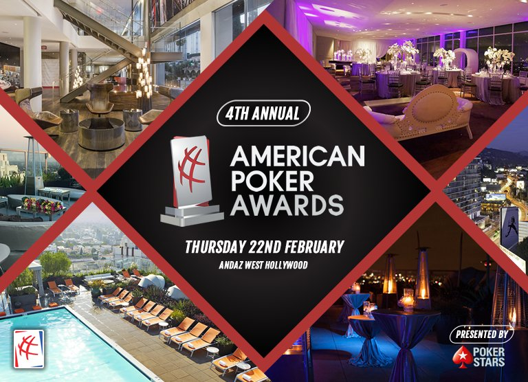 GPI American Poker Awards Scheduled for February in LA, Bryn Kenney and Kristen Bicknell Named Top Honorees