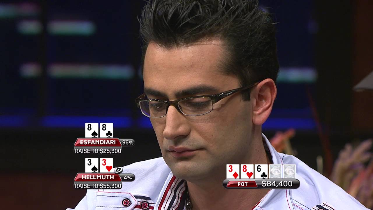 Antonio Esfandiari vs. High Stakes Amateurs on This Week's 'Poker After Dark'