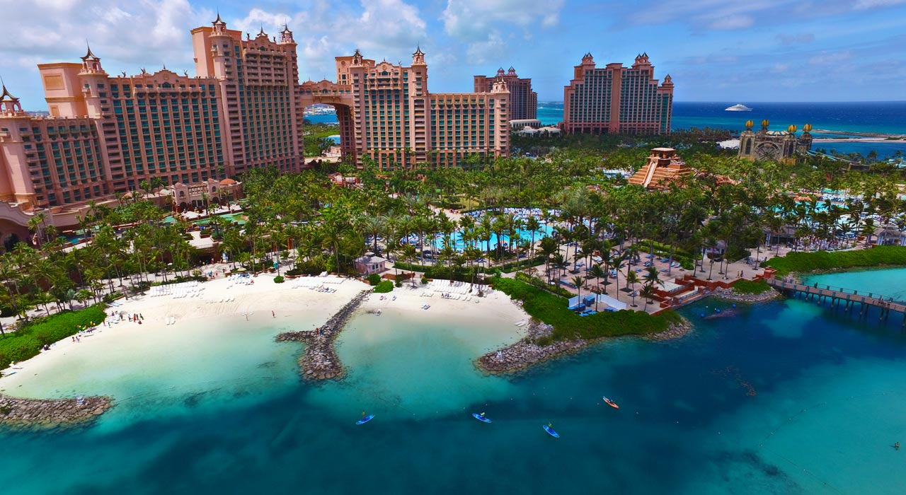 Atlantis Paradise Island Resort, site of 2018 PokerStars Caribbean Adventure