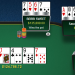 BERRI SWEET Is 2017's Biggest Online Poker Cash Game Winner on PokerStars: Up $1.7M
