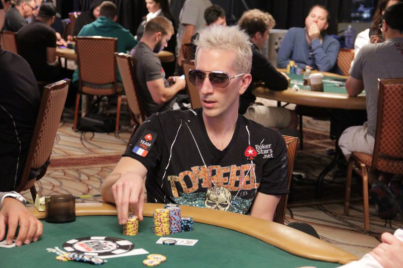 Bertrand 'ElkY' Grospellier Leaves Team PokerStars After 11 Years