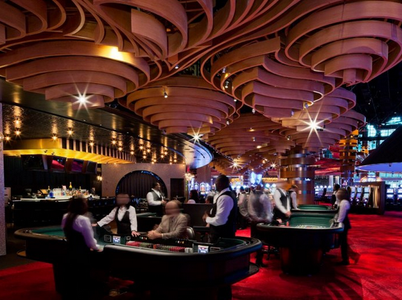 Revel poker room