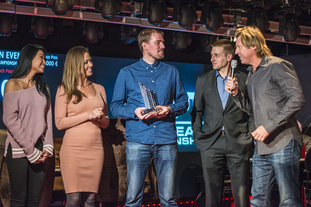 WPTDeepStacks Crowns Tobias Peters, Rex Clinkscales as Players of the Year