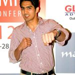Indian boxer Vijender Singh has signed with PokerBaazi in a bid to promote both the site and poker across the country. (Image: IndiaFM/commons.wikimedia.org)