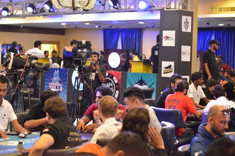 Poker Sports League aboard Deltin Royale Casino Goa