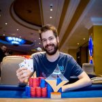 Dominik Nitsche has had a ton of success at King's Casino Rozvadov. Most recently, he took down the partypoker LIVE MILLIONS Germany High Roller for €300K. (Image: partypoker)