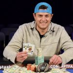 Mike Englert had just $66,407 in lifetime earnings before striking it big at the Heartland Poker Tour Golden Gates. He now sits 68th on Colorado's all-time money list. (Image: HPT)