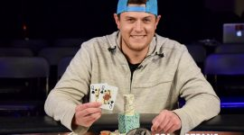 Mike Englert Takes Down Heartland Poker Tour Golden Gates for $200K, After Finishing Third the Year Before,