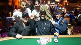 At Las Vegas WSOPC, Evans & Sokoloff Capture 2nd Gold Rings, Hankins Denied Record-Tying Win