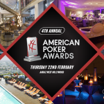 Categories for 2017 American Poker Awards Revealed, Speculation on Winners Begins