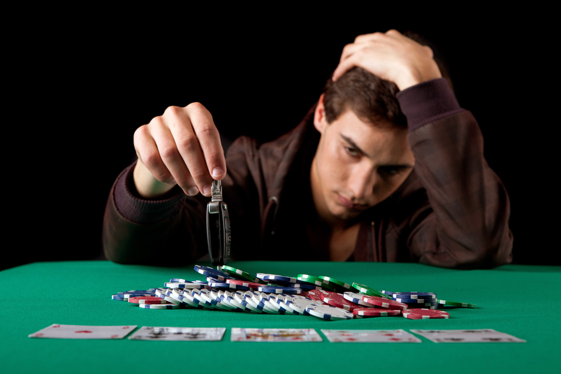 Research: Poker Players Prone to Gambling Addiction, Health Problems