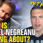 "Doug Polk (right) called Daniel Negreanu (left) an ""embarrassment to poker"" on YouTube. (Image: YouTube)"