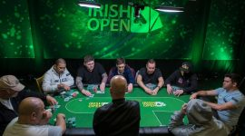 Englishman Ryan Mandara Wins 2018 Irish Poker Open for $259K