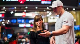 Poker Power Couple Kristen Bicknell and Alex Foxen Both Win APPT Macau High Rollers