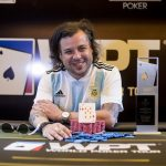 Prior to winning the WPT Argentina Main Event, the biggest score of Cristian Vilches' career was $56,094 for finishing runner-up in the 2016 Circuito Argentino de Poker Main Event. (Image: WPT DeepStacks)