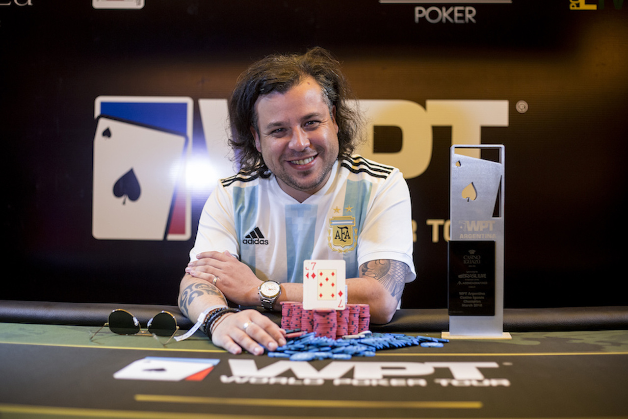 Cristian Vilches and Jose Barbero Keep WPT Argentina Titles on Home Turf