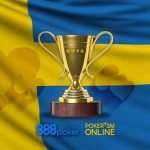The Swedish Poker-MS Online Championship Series (PSMO) will run on 888poker and feature 10 events over the course of April. (Image: 888poker)