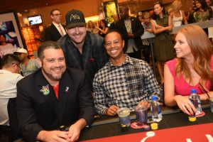 Tiger Woods Charity Tourney Returns to Las Vegas with Phil Hellmuth as Emcee