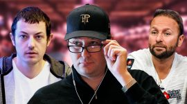 Phil Hellmuth and Daniel Negreanu Headline Stacked 'Poker After Dark' Lineup