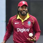 Cricketer Chris Gayle hitting a century against Hyderabad will be hoping for similar success in the Deltin Poker Tournament (DPT) Colossus. (Image: cricket.yahoo.net)