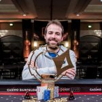 By winning more than $2 million in Barcelona, Pascal Lefrancois leapfrogged players like Andrew Chen and Griffin Benger to move into 13th place on Canada's all-time money list. (Image: Partypoker)