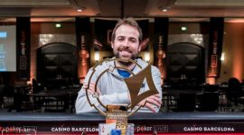 Canadian Pro Pascal Lefrancois Scores $2M Victory at Partypoker Millions Grand Final in Barcelona
