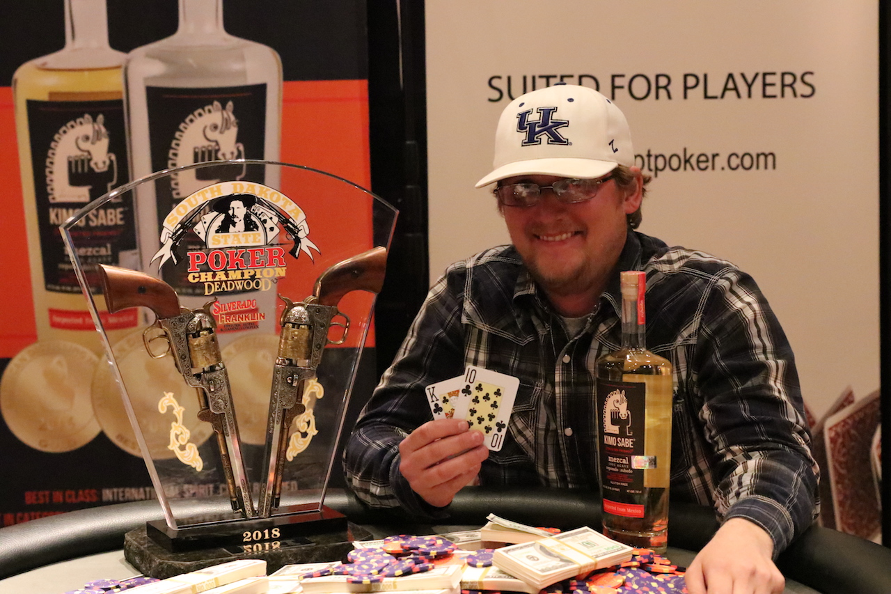 Big Poker Returns to Deadwood as Rick Burleson Wins MSPT South Dakota State Championship for $63K