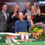 This marks the fourth consecutive year Sam Greenwood has earned more than $2,000,000 playing live poker and he's shown no signs of slowing down. (Image: pokercity.nl)
