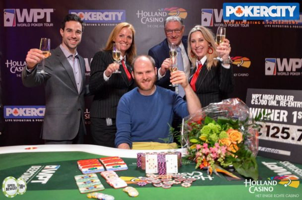 Sam Greenwood Keeps Winning: Scoops WPT Amsterdam High Roller for Third Title of 2018