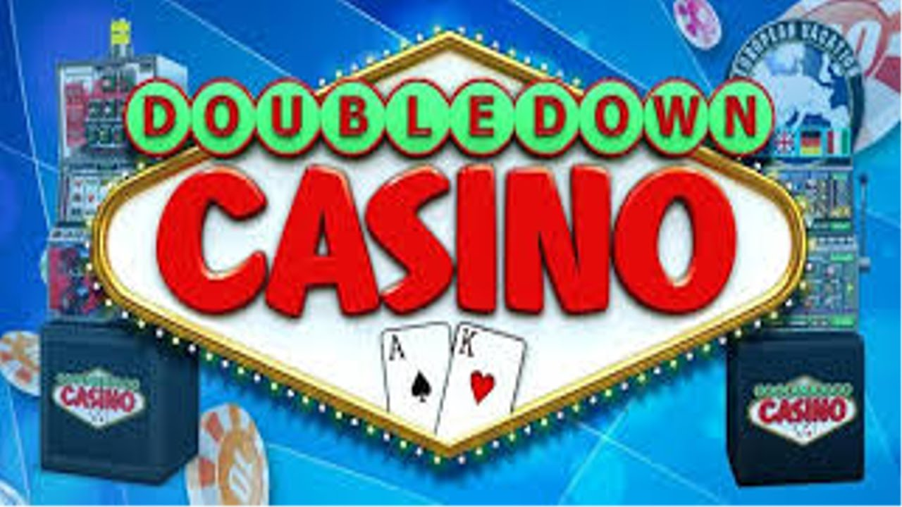 free casino double down