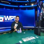 Darren Elias won the WPT Bobby Baldwin Classic to become the first four-time winner on the World Poker Tour. (Image: wpt.com)