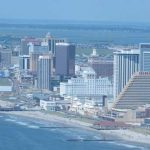 Operators in Atlantic City saw poker revenue fall ahead of the state's online liquidity sharing pact starting. (Image: Marco Verch via Flickr)