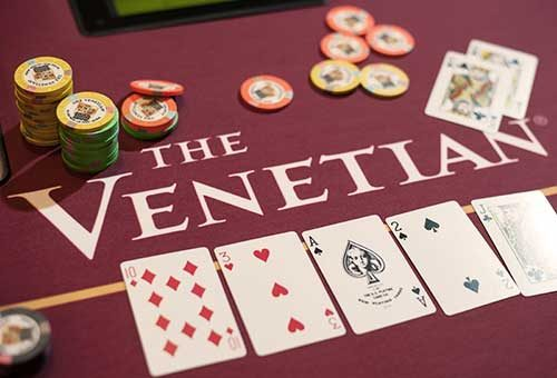 Venetian Deep Stack summer poker tournament series