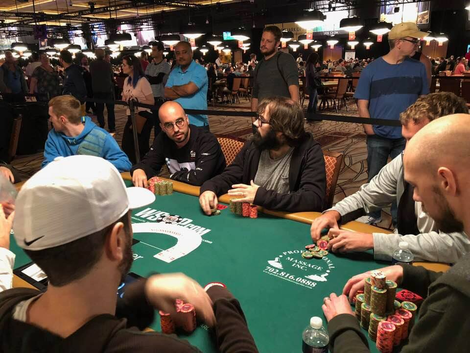 2018 WSOP Jason Mercier