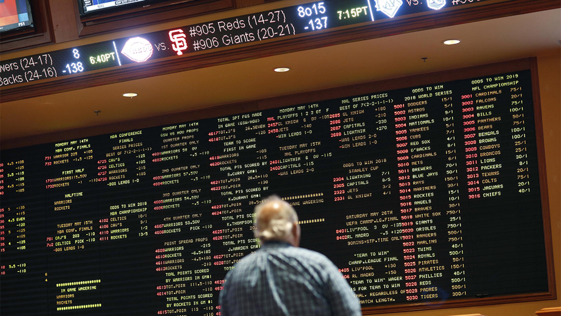 Delaware sports betting launch