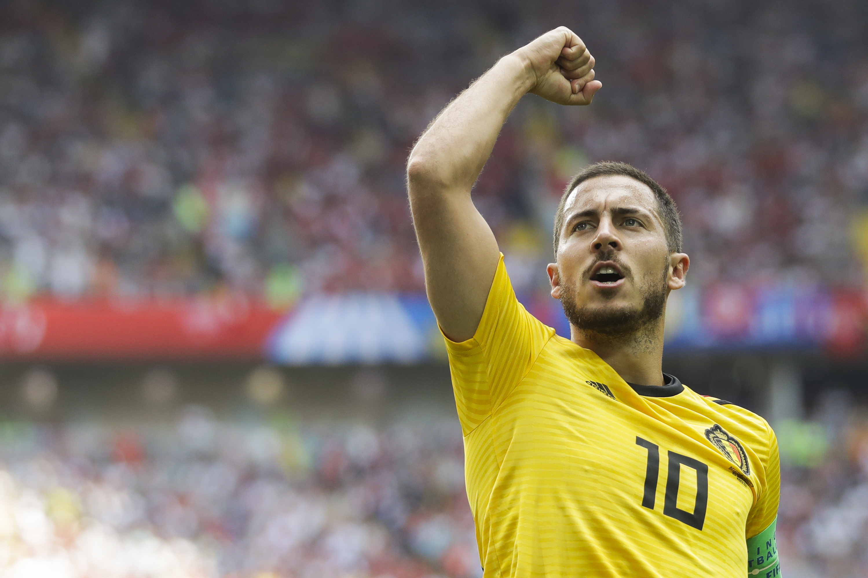 World Cup Eden Hazard
