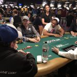 Phil Ivey was all smiles in the $10,000 2-7 Limit Lowball Triple Draw Championship at the WSOP on Friday despite a quick elimination. (Image: CardsChat)