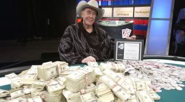 Doyle Brunson (Sorta) Clarifies Retirement Comments: 'Probably No More WSOP Events'