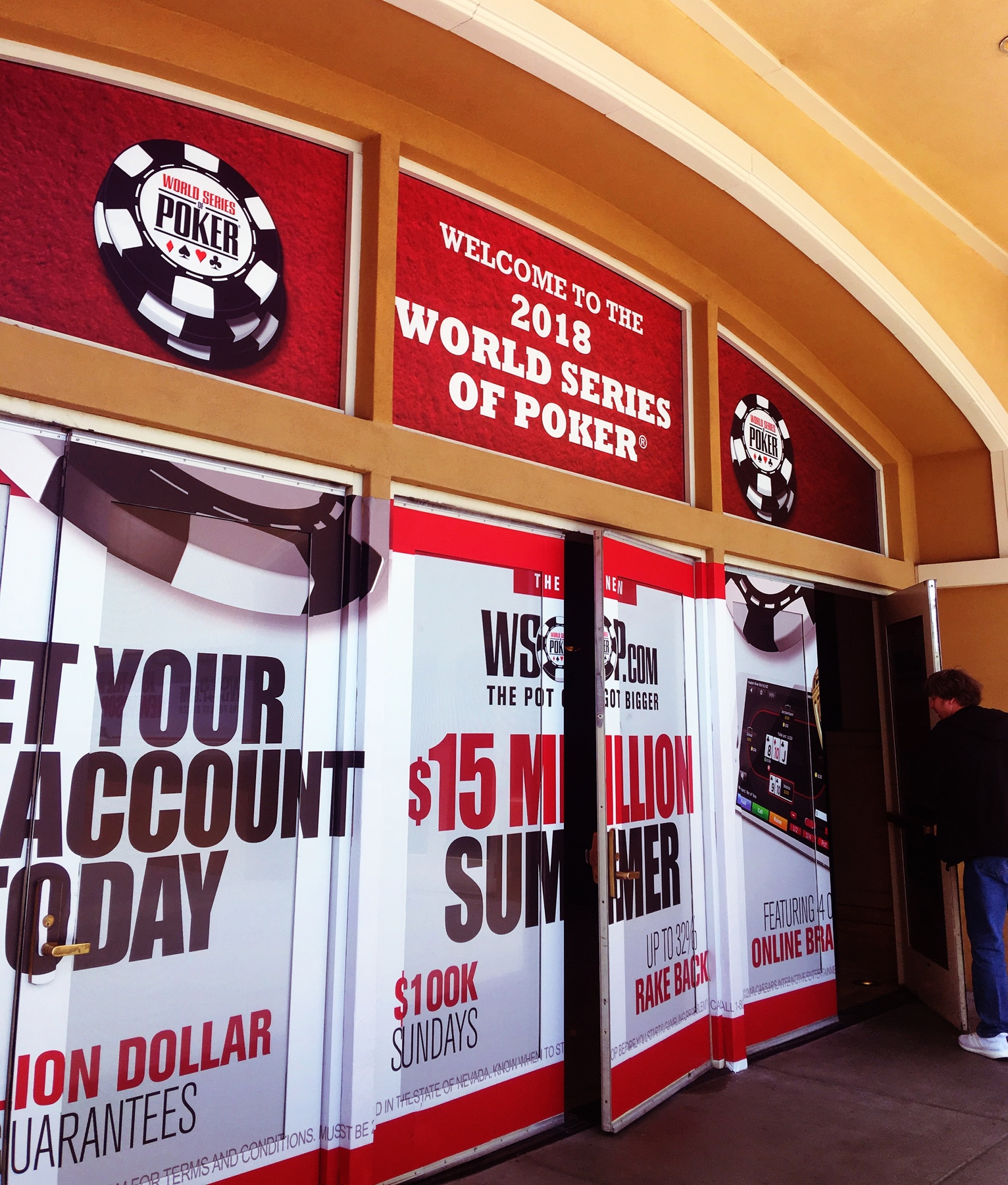 WSOP 2018 Behind the Scenes: Spending the Day at the World Series of Poker